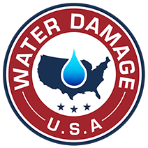 U.S.A. Water Damage